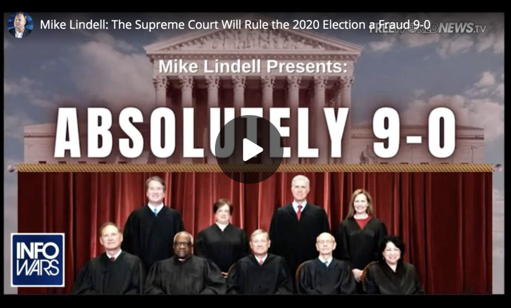 Mike Lindell The Supreme Court Will Rule the 2020 Election a Fraud 9 to 0 EXZM Zack Mount June 11th 2021