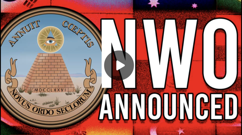 NWOs Official Announcement By Government Shocks The Planet EXZM Zack Mount July 11th 2021