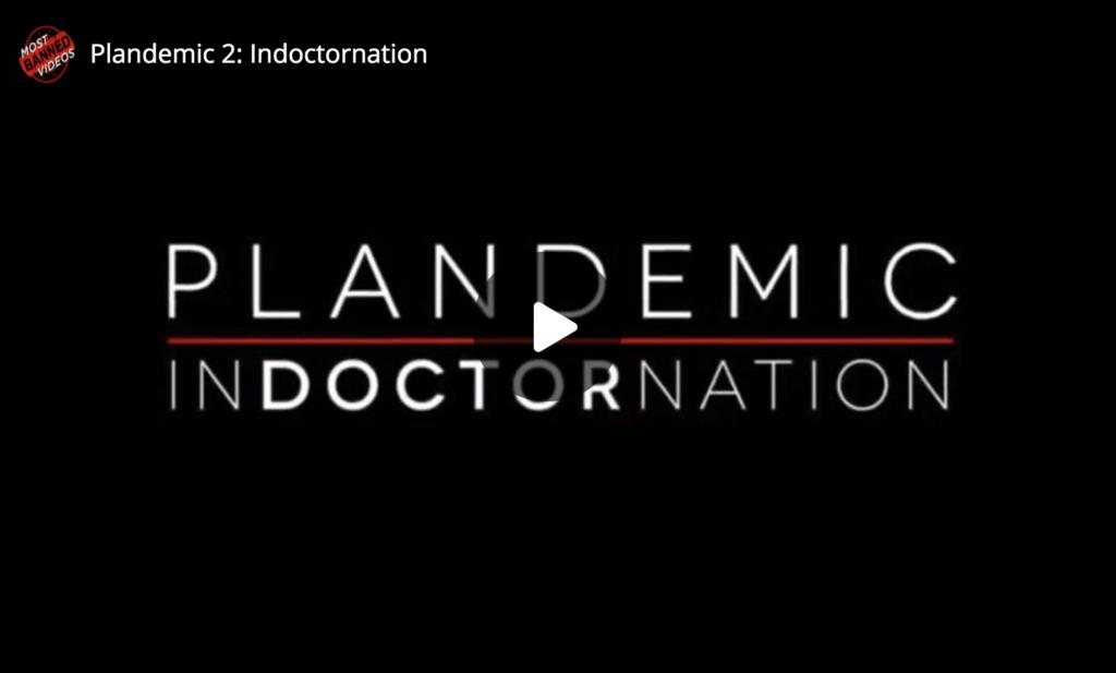 Plandemic 2 Indoctornation EXZM Zack Mount September 14th 2020