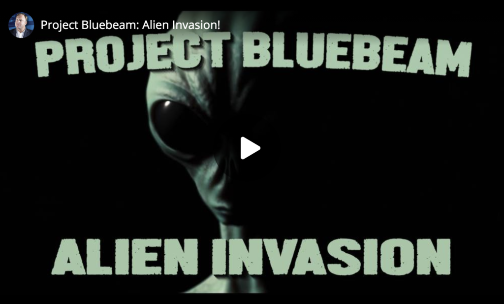 Project Bluebeam Alien Invasion EXZM Zack Mount May 13th 2020