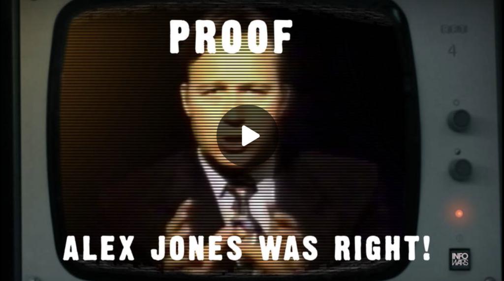Proof Alex Jones Was Right EXZM Zack Mount July 20th 2021
