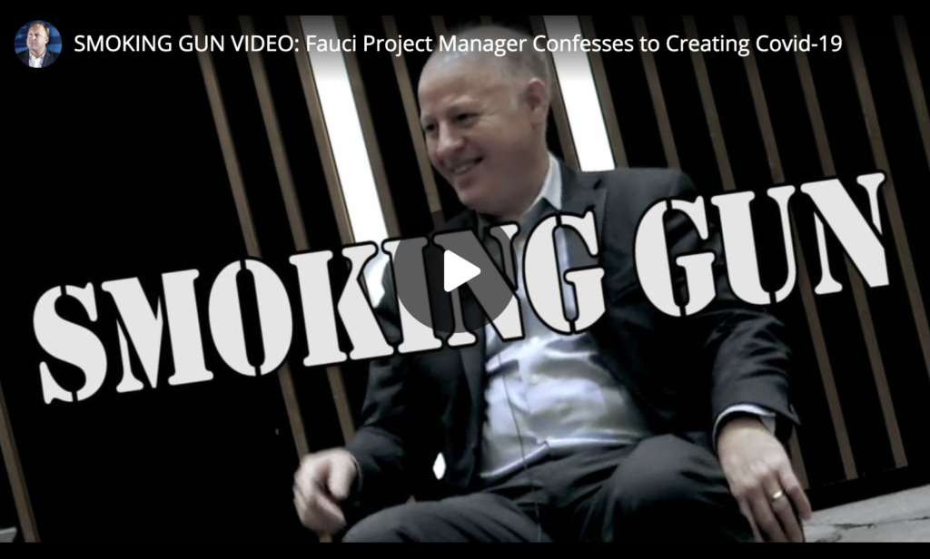 SMOKING GUN VIDEO Fauci Project Manager Confesses to Creating Covid19 EXZM Zack Mount May 11th 2021