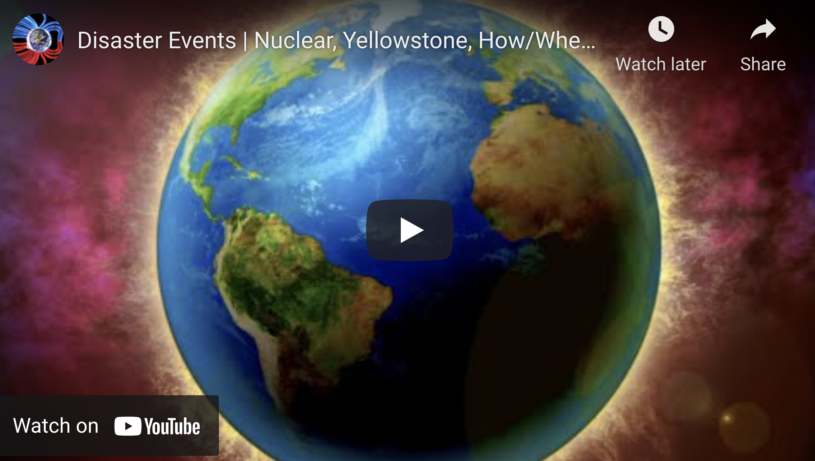 Suspicious Observers Post EXZM Zack Mount Disaster Events Nuclear Yellowstone How When Attitude June 30th 2021