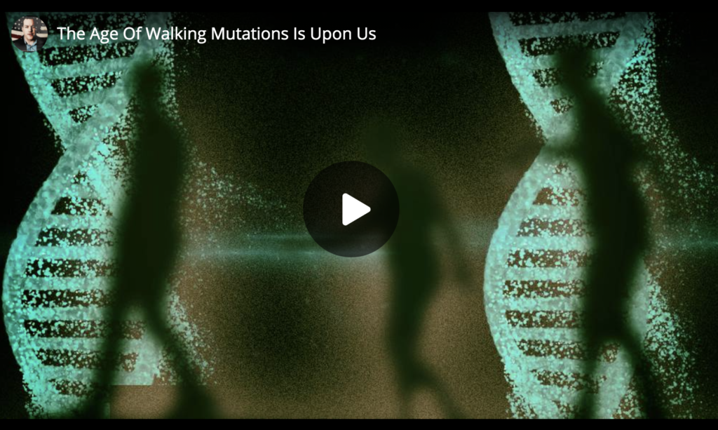 The Age Of Walking Mutations Is Upon Us EXZM Zack Mount April 12th 2021
