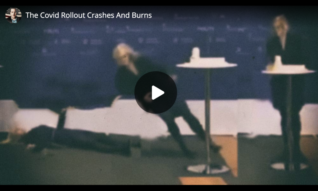 The Covid Rollout Crashes And Burns EXZM Zack Mount April 18th 2021