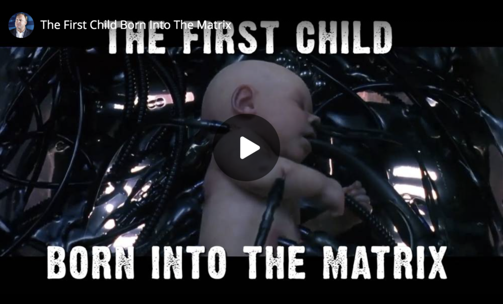 The First Child Born Into The Matrix EXZM Zack Mount March 24th 2021