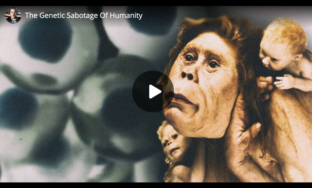 The Genetic Sabotage Of Humanity EXZM Zack Mount April 17th 2021