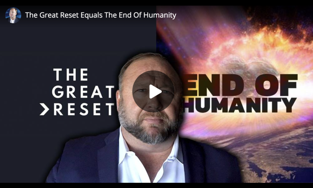 The Great Reset Equals The End Of Humanity EXZM Zack Mount January 2nd 2021