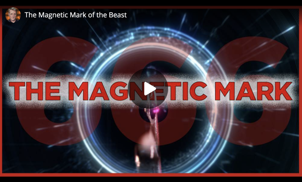 The Magnetic Mark of the Beast EXZM Zack Mount May 13th 2021