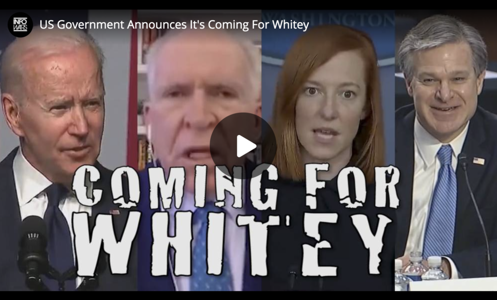 US Government Announces Its Coming For Whitey EXZM Zack Mount June 16th 2021
