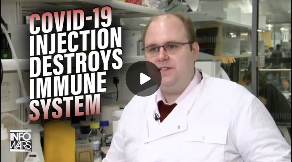 VIDEO Covid19 Vaccine Program Director Admits Injection Destroys Immune System EXZM Zack Mount July 21st 2021
