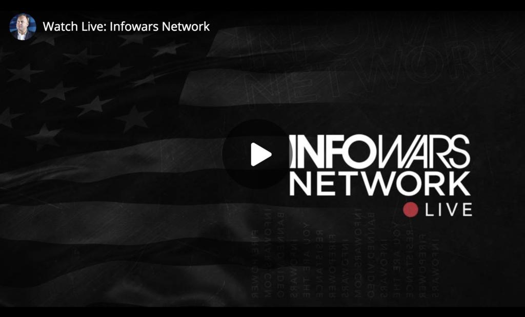 Watch Live Infowars Network EXZM Zack Mount July 10th 2021