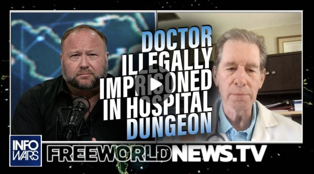 EXCLUSIVE Medical Doctor Illegally Imprisoned in Florida Hospital Dungeon EXZM Zack Mount August 16th 2021