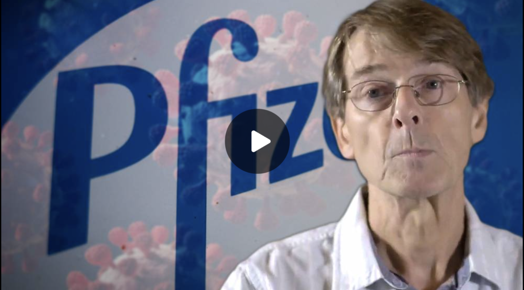 Former Pfizer VP Latest Message On Covid Vaccines Everyone Must Listen EXZM Zack Mount August 15th 2021