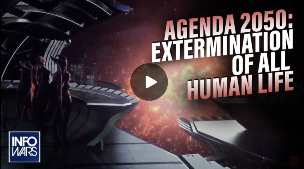 Globalist Agenda 2050 Extermination of All Human Life EXZM Zack Mount August 3rd 2021