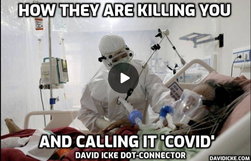 How They Are Killing You And Calling It Covid David Icke DotConnector Videocast EXZM Zack Mount August 27th 2021