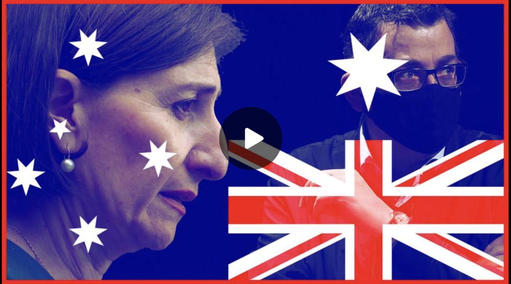 Locked Down Under Aussies Warn America You're Next EXZM Zack Mount August 18th 2021
