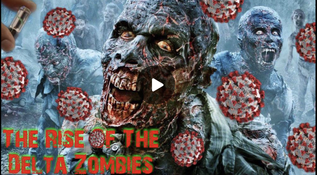 The Rise Of The Delta Zombies EXZM Zack Mount August 14th 2021