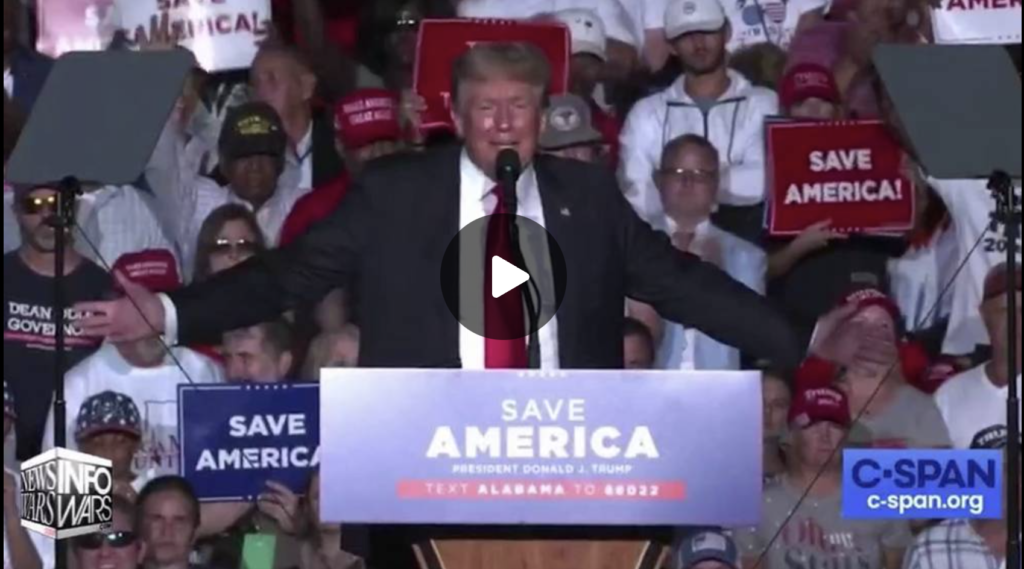 VIDEO Trump Booed By Supporters For Claiming Vaccine Works EXZM Zack Mount August 22nd 2021