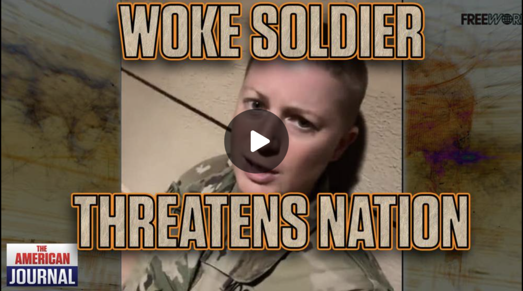 Woke Soldier Openly Threatens American Citizens EXZM Zack Mount August 27th 2021