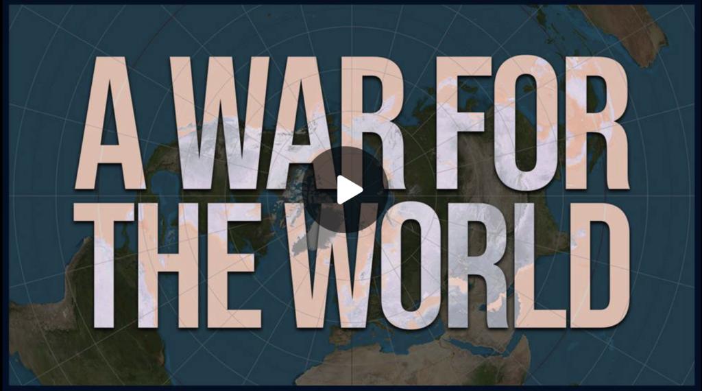 A WAR FOR THE WORLD EXZM Zack Mount September 23rd 2021