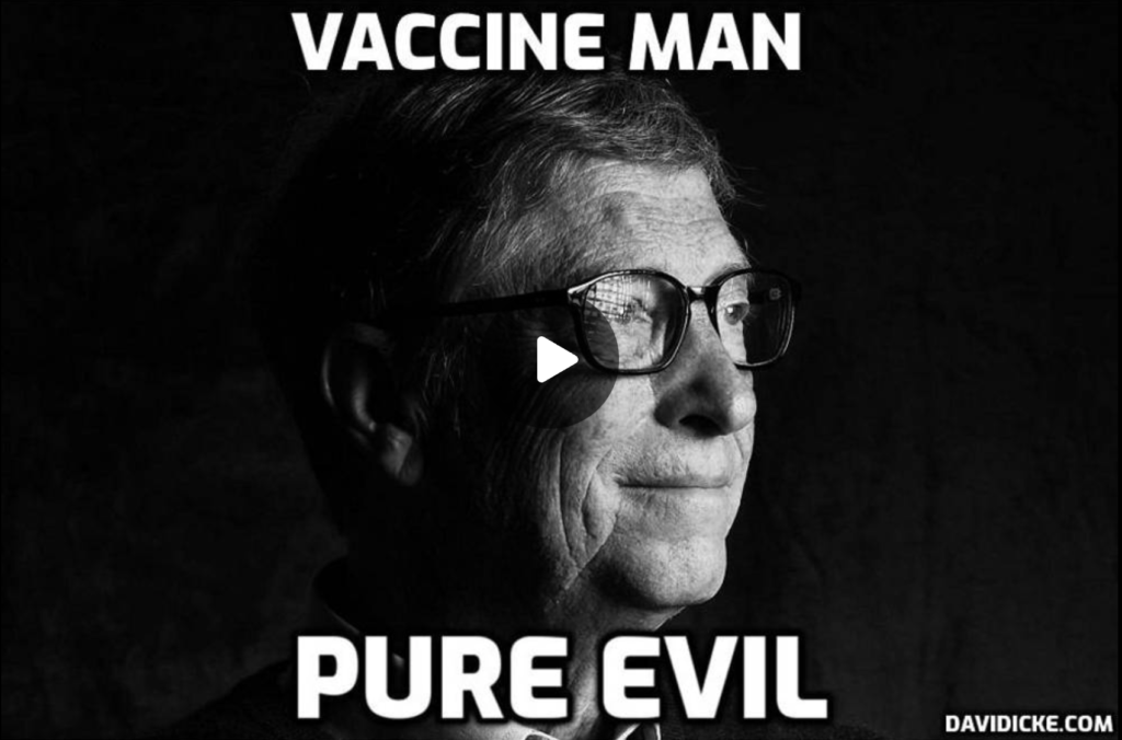 Bill Gates The Undiluted Evil Investing In The Vaccine & Funding Those Approving Its Safety EXZM Zack Mount September 1st 2021