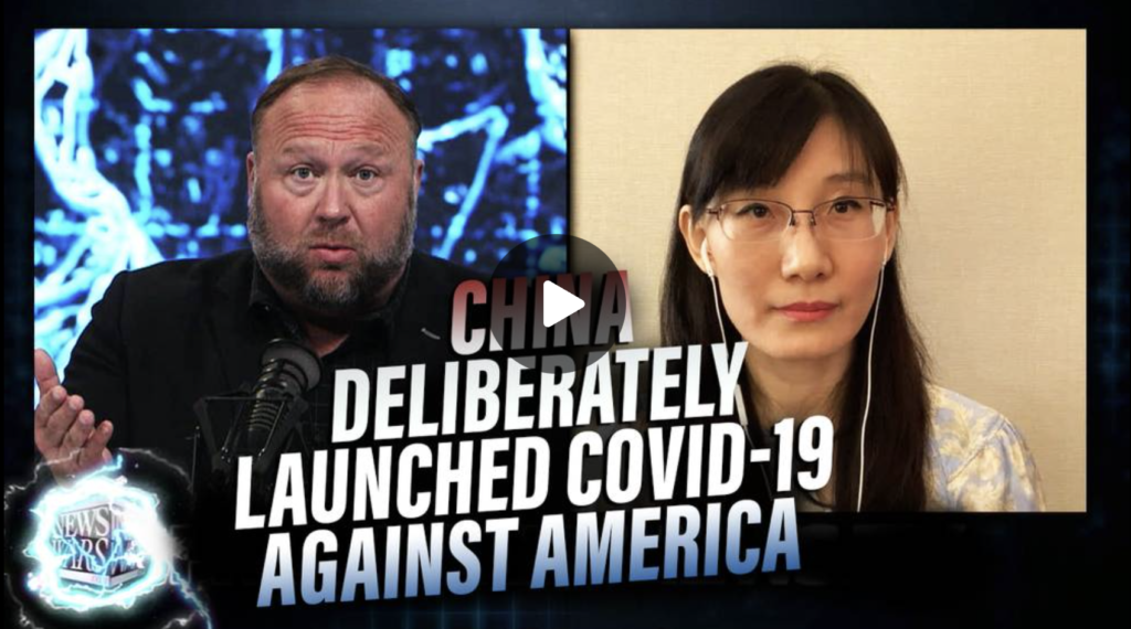 CHINA ATTACKED AMERICA Top Chinese Whistleblower Exposes COVID19 As An Unrestricted Warfare Bioweapon EXZM Zack Mount August 30th 2021