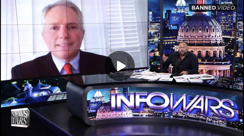 COVID Early Treatment Pioneer Joins Infowars To Share Secret To His Patients Recoveries EXZM Zack Mount September 13th 2021