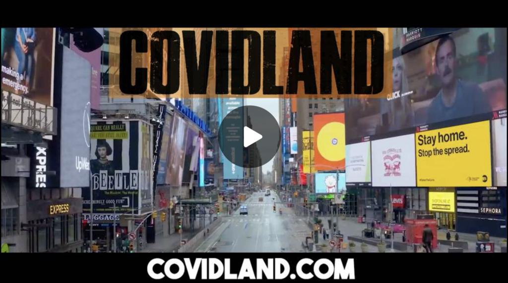 COVIDLAND Official Trailer Number 2 Wake UP EXZM Zack Mount September 22nd 2021