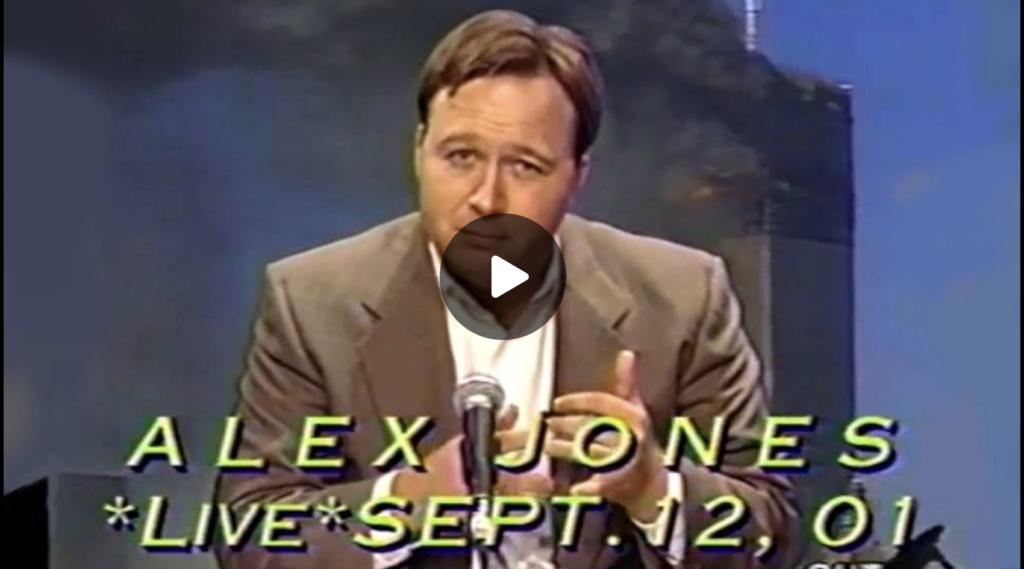 Censored By YouTube In 2021 Alex Jones Exposes 911 Inside Job Sept 12 2001 EXZM Zack Mount September 15th 2021