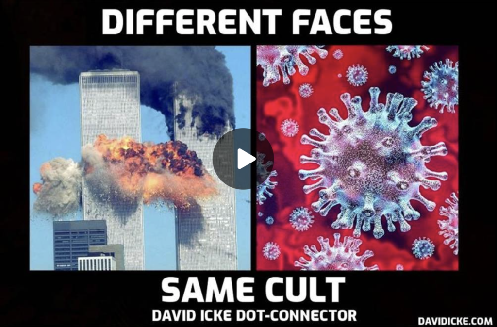 Different Faces Same Cult The David Icke DotConnector Videocast EXZM Zack Mount September 3rd 2021