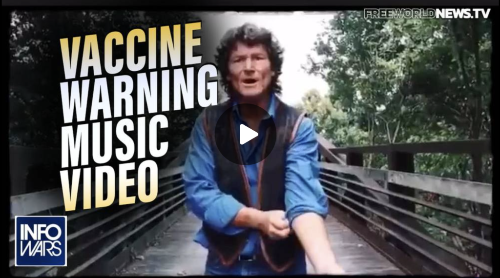 EXCLUSIVE Jane Ruby Teams Up With Nashville Star For Vaccine Warning Music Video EXZM Zack Mount September 17th 2021