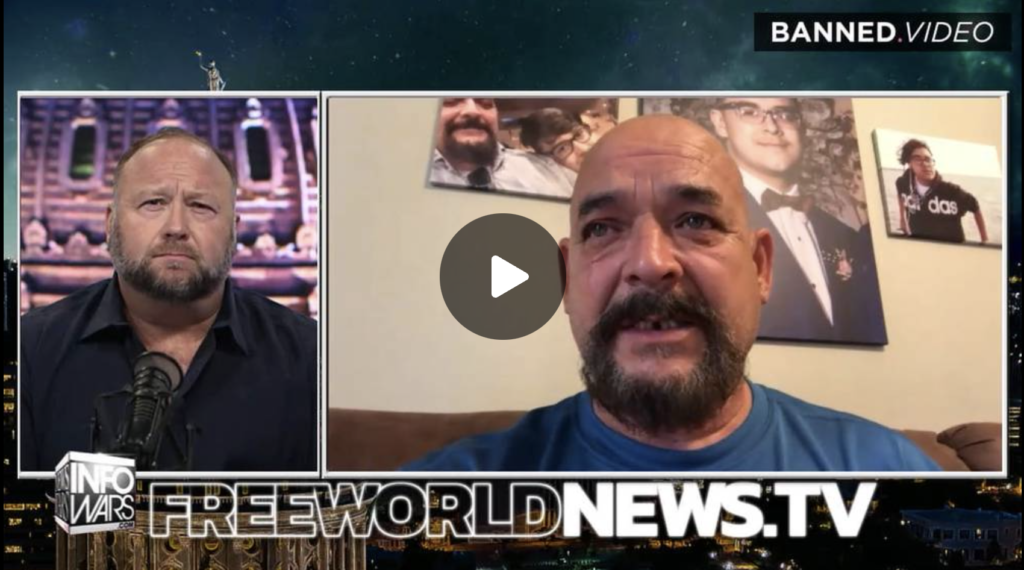 Father Whose Son Died After Taking COVID Vaccine Speaks Out EXZM Zack Mount September 13th 2021