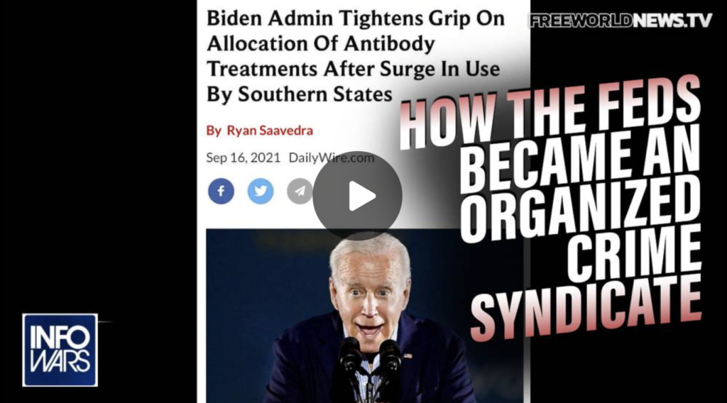 How The Feds Became An Organized Medical Crime Syndicate EXZM Zack Mount September 17th 2021