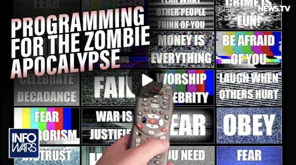 Learn How the Public is Being Programmed for the Zombie Apocalypse EXZM Zack Mount September 16th 2021