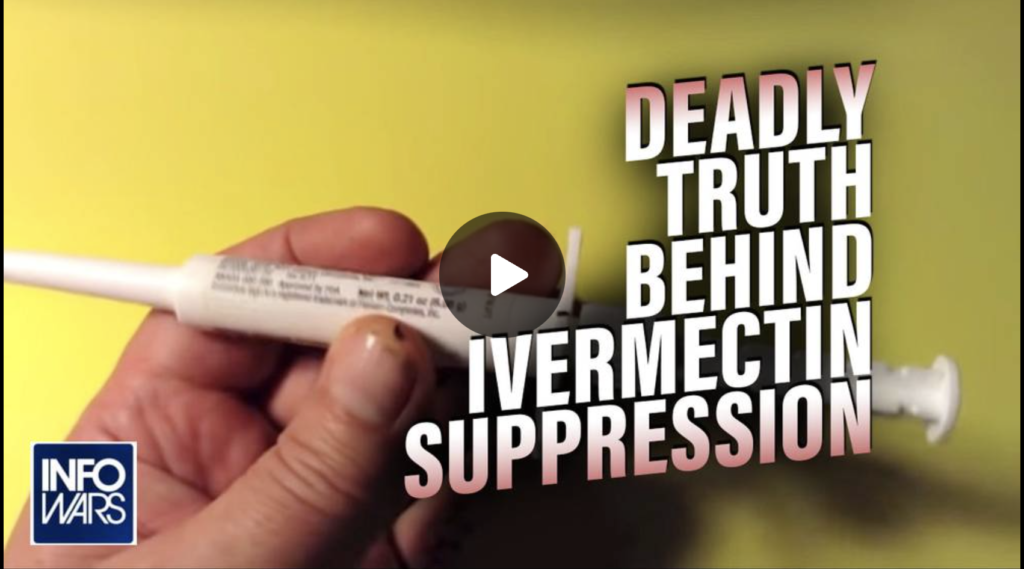 Learn the Deadly Truth Behind the Suppression of Ivermectin for COVID Treatment EXZM Zack Mount August 31st 2021