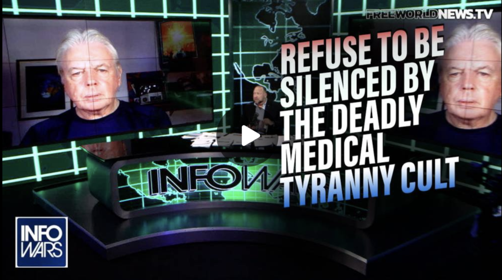 Powerful Icke Interview Trailblazer David Icke Lays Out the Road to Victory Against Globalist Medical Tyranny EXZM Zack Mount September 16th 2021
