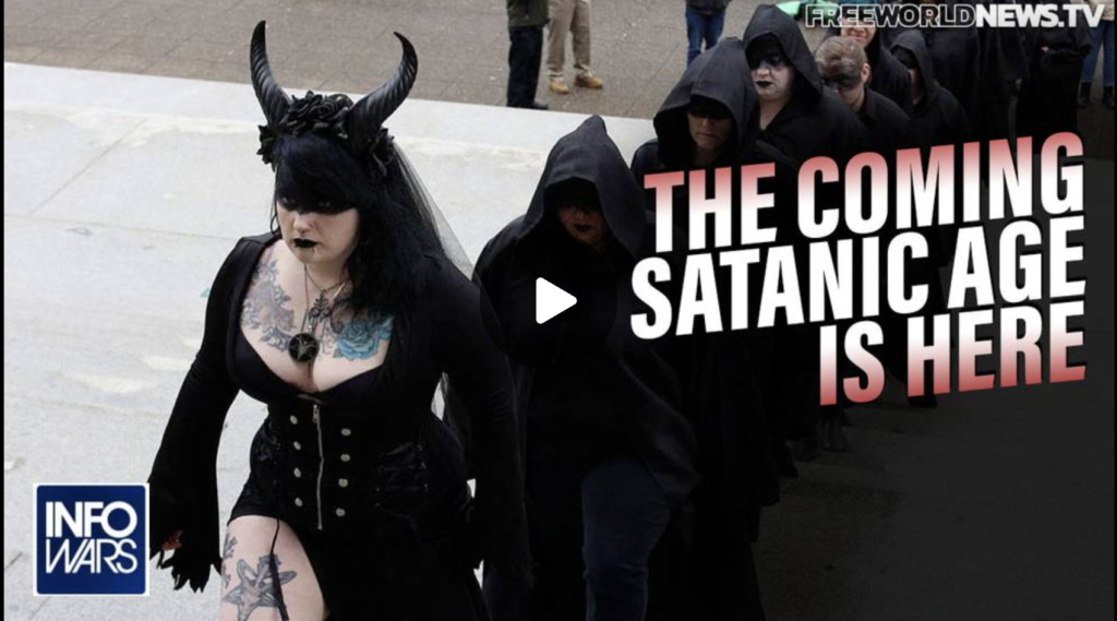 The Coming Satanic Age is Here EXZM Zack Mount September 24th 2021