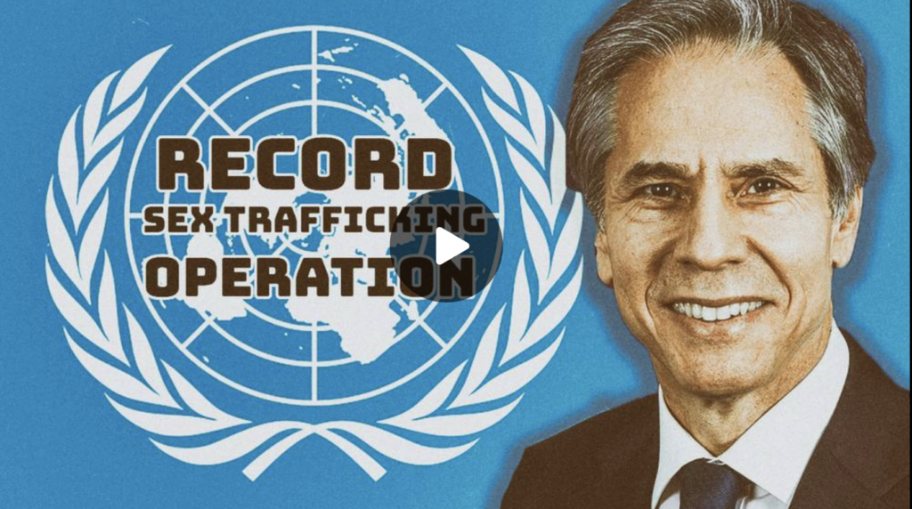 The UN Ramps Up Its Invasion EXZM Zack Mount September 19th 2021