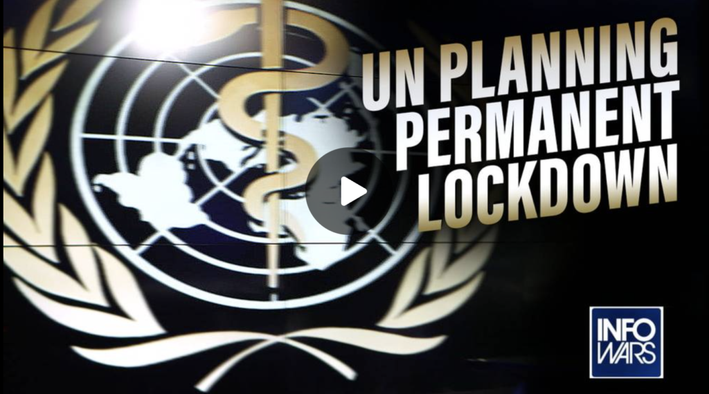 UN Planning Permanent Lockdown Warns Marc Morano EXZM Zack Mount September 24th 2021