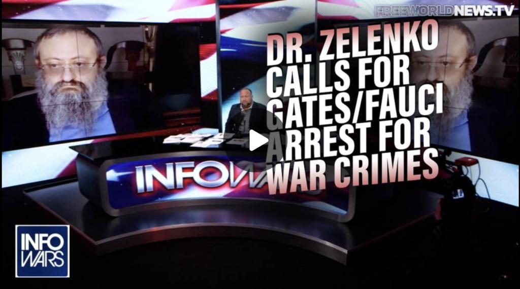 Dr Zelenko Calls for Bill Gates and Faucis Arrest for War Crimes EXZM Zack Mount October 1st 2021