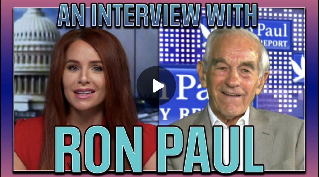 EXCLUSIVE DR RON PAUL SAYS FAUCI NEEDS TO BE FIRED EXZM Zack Mount September 30th 2021