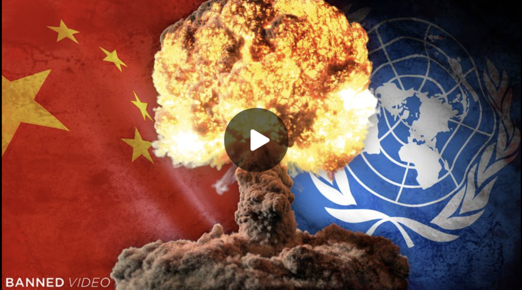 Is The NWO Preparing For War With China EXZM Zack Mount October 1st 2021