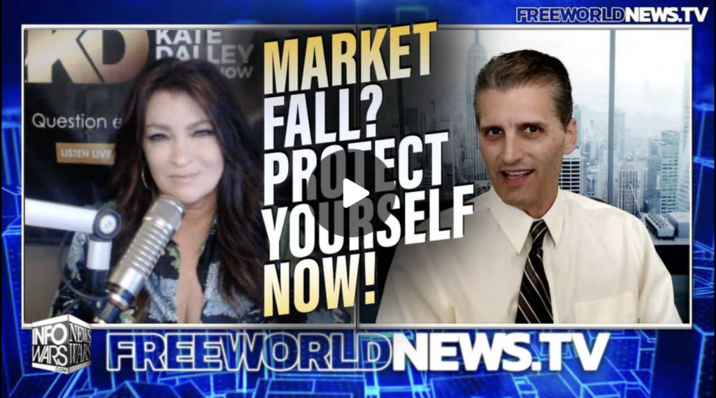 Must listen The Robin Hood of Wall Street Greg Mannarino Is the Market About To Fall Protect Yourself NOW EXZM Zack Mount September 30th 2021