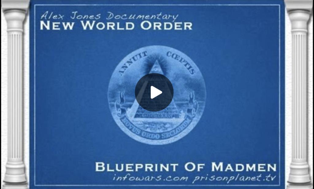 NEW WORLD ORDER Blueprint of Madmen EXZM Zack Mount September 29th 2021