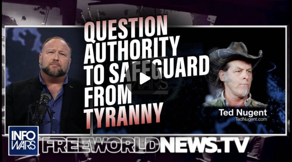 Powerful Ted Nugent Interview The Federal Government is the Most Evil Force on Earth EXZM Zack Mount October 5th 2021