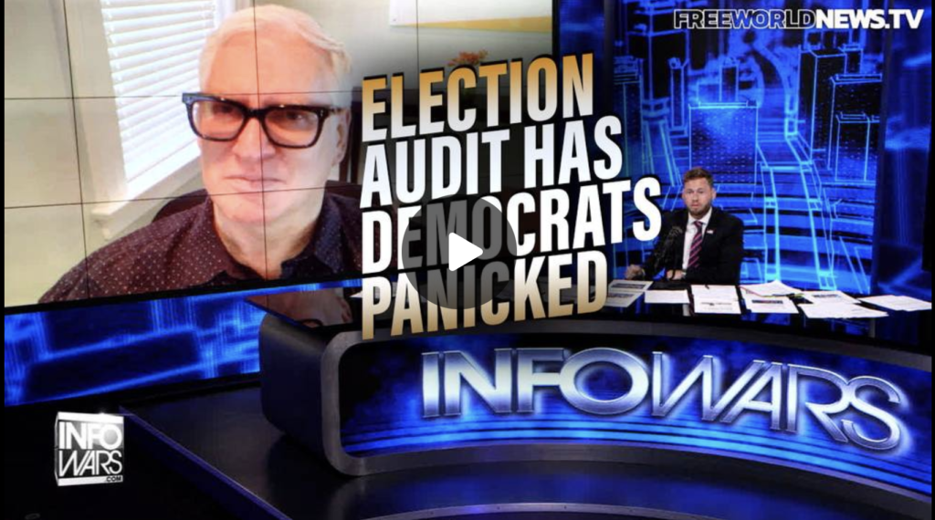 The Arizona Election Audit Isnt Going Away And Dems Are Panicked EXZM Zack Mount September 30th 2021