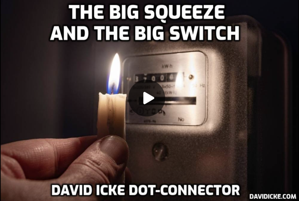 The Big Squeeze And The Big Switch David Icke DotConnector Videocast EXZM Zack Mount October 1st 2021