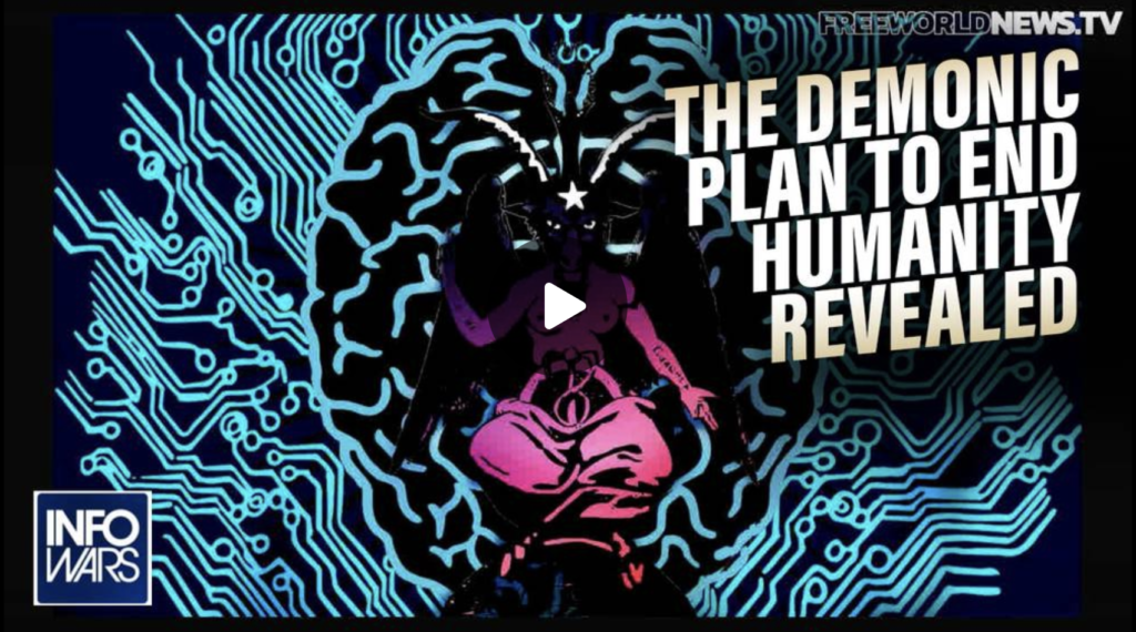 The Demonic Plan To End Humanity Revealed EXZM Zack Mount September 29th 2021